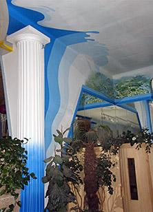 Interiérové barvy Domus Aurea